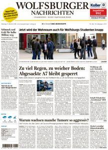 Wolfsburger Nachrichten - Unabhängig - Night Parteigebunden - 08. Oktober 2019