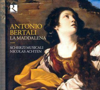 Scherzi Musicali, Nicolas Achten - Antonio Bertali: La Maddalena (2016)