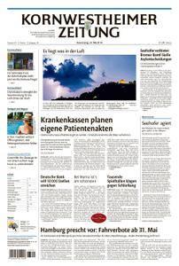 Kornwestheimer Zeitung - 24. Mai 2018