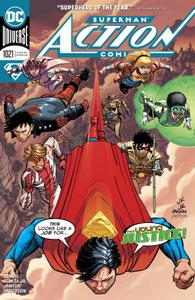 Action Comics 1021 2020 Digital Zone
