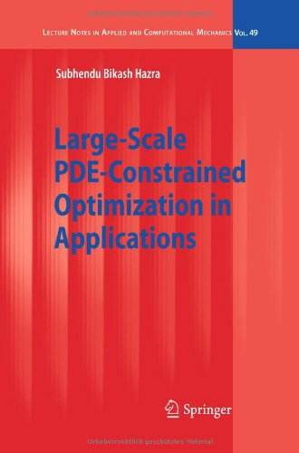 Large-Scale PDE-Constrained Optimization in Applications