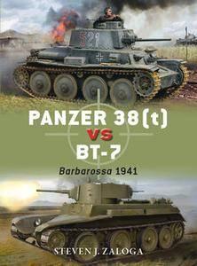 Panzer 38(t) vs BT-7: Barbarossa 1941 (Osprey Duel 78)