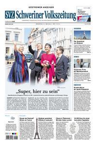 Schweriner Volkszeitung Güstrower Anzeiger - 21. Mai 2019