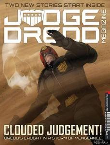 Judge Dredd Megazine 371 2016