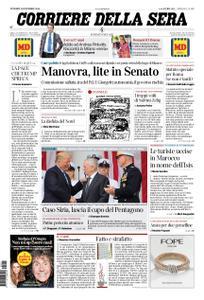 Corriere della Sera – 21 dicembre 2018