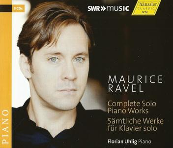 Florian Uhlig - Ravel: Complete Solo Piano Works (2014)