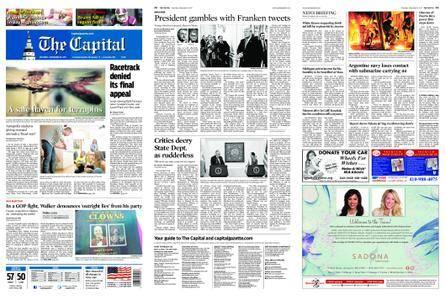 The Capital – November 18, 2017