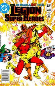 Legion of Super-Heroes 286 digital