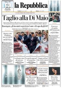 la Repubblica - 9 Ottobre 2019