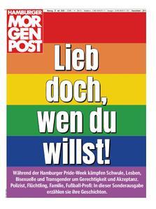 Hamburger Morgenpost – 27. Juli 2020