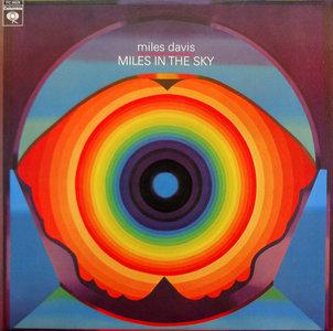 Miles Davis - Miles In The Sky (Columbia records) Vinyl rip in 24-bit/96kHz + Redbook - Request Repost