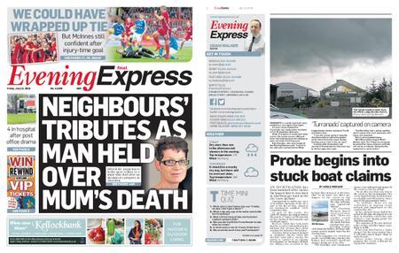 Evening Express – July 12, 2019