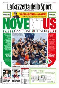 La Gazzetta dello Sport Bergamo – 27 luglio 2020
