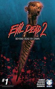 Evil Dead 2 Beyond Dead By Dawn 0012015 Digital