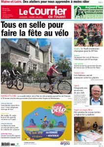 Le Courrier de l'Ouest Angers – 16 juin 2019