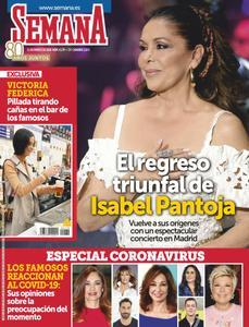 Semana España - 11 marzo 2020