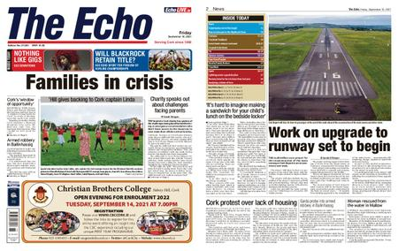Evening Echo – September 10, 2021