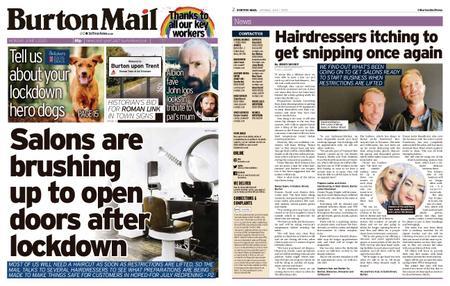 Burton Mail – June 01, 2020