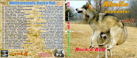 VA - Akella Presents Vol. 6: Rock'n'Roll (2013)