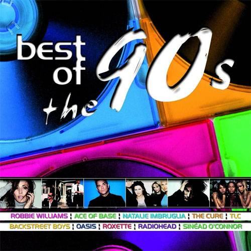 VA - Best Of The 90s (2CD) (2016) {Polystar/Universal Germany}