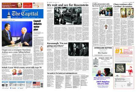 The Capital – September 25, 2018