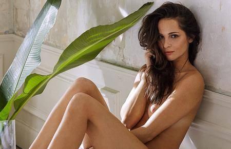 Nicole Mieth - Playboy Germany February 2017 Coverstar (part 3)