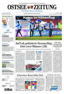 Ostsee Zeitung Wolgast - 11. Dezember 2017