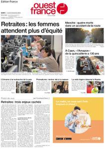 Ouest-France Édition France – 09 décembre 2019