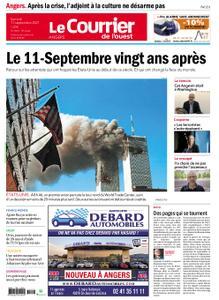 Le Courrier de l'Ouest Angers – 11 septembre 2021
