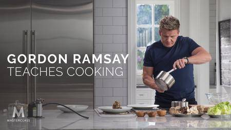 Masterclass - Gordon Ramsay Teaches Cooking