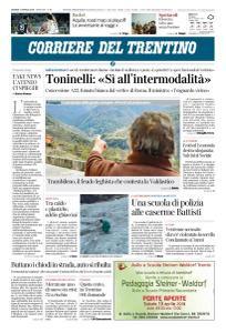 Corriere del Trentino - 11 Aprile 2019