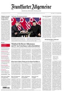 Frankfurter Allgemeine Zeitung F.A.Z. - 28. Februar 2019