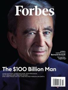 Forbes USA – November 30, 2019