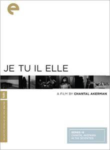 I, You, He, She (1974) Je, tu, il, elle [The Criterion Collection]