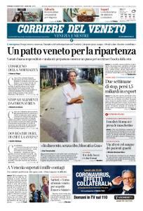 Corriere del Veneto Venezia e Mestre – 29 marzo 2020