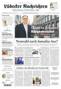 Lübecker Nachrichten Ostholstein Süd - 21. November 2017