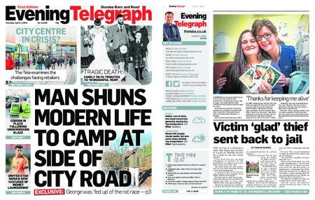 Evening Telegraph First Edition – April 11, 2019