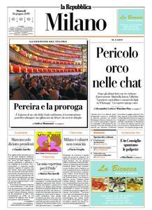 la Repubblica Milano – 18 giugno 2019