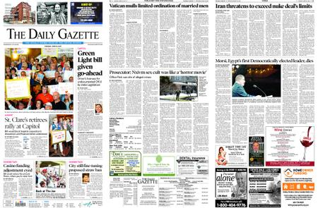 The Daily Gazette – June 18, 2019