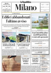 la Repubblica Milano - 11 Febbraio 2020
