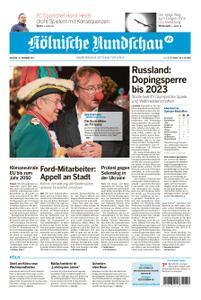 Kölnische Rundschau Wipperfürth/Lindlar – 10. Dezember 2019