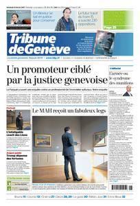 Tribune de Genève du 24 Février 2017