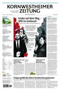 Kornwestheimer Zeitung - 08. Februar 2018