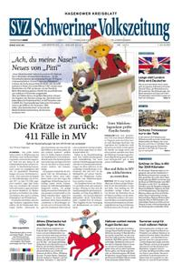 Schweriner Volkszeitung Hagenower Kreisblatt - 17. Januar 2019