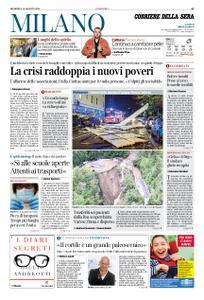 Corriere della Sera Milano – 30 agosto 2020