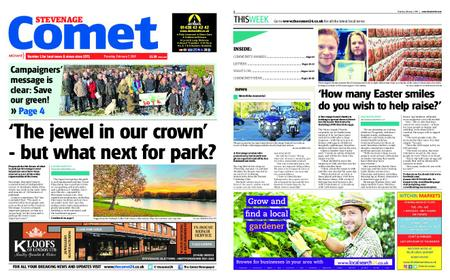 The Comet Hitchin – February 07, 2019