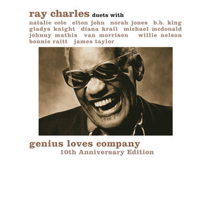 Ray Charles - Genius Loves Company (2004) [10th Anniversary Edition '2014] (Official Digital Download 24-bit/192 kHz)