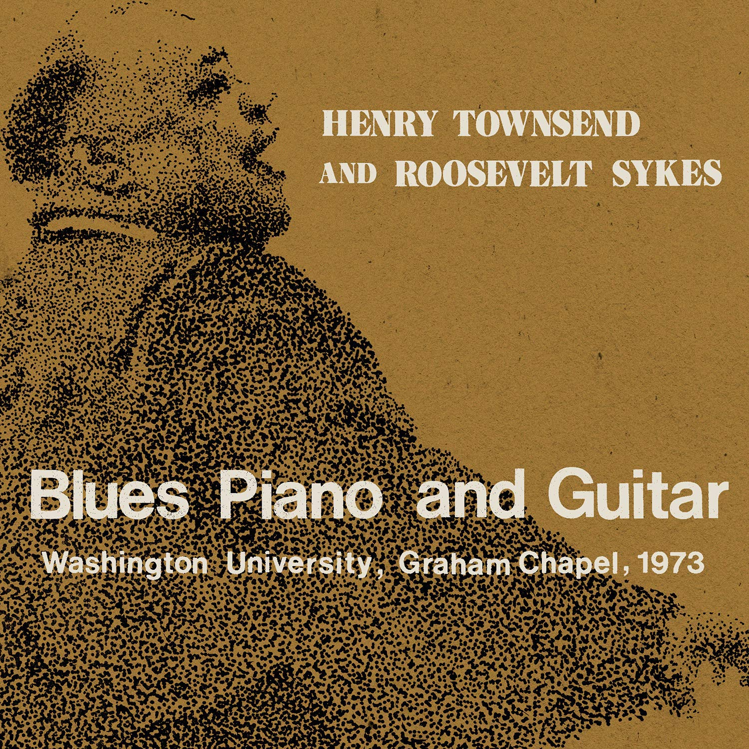 Henry Townsend & Roosevelt Sykes - Blues Piano And Guitar (Live) (2019)