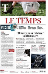 Le Temps - 04 mai 2019