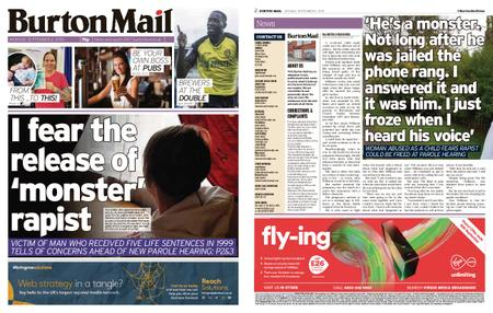 Burton Mail – September 02, 2019